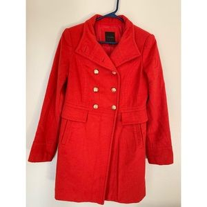 The Limited Red Jacket